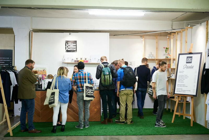 The London Coffee Guide The London Coffee Festival 2016
