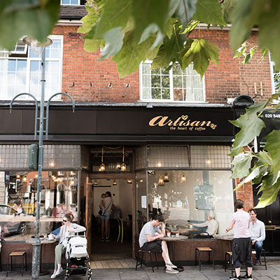 Artisan (East Sheen)
